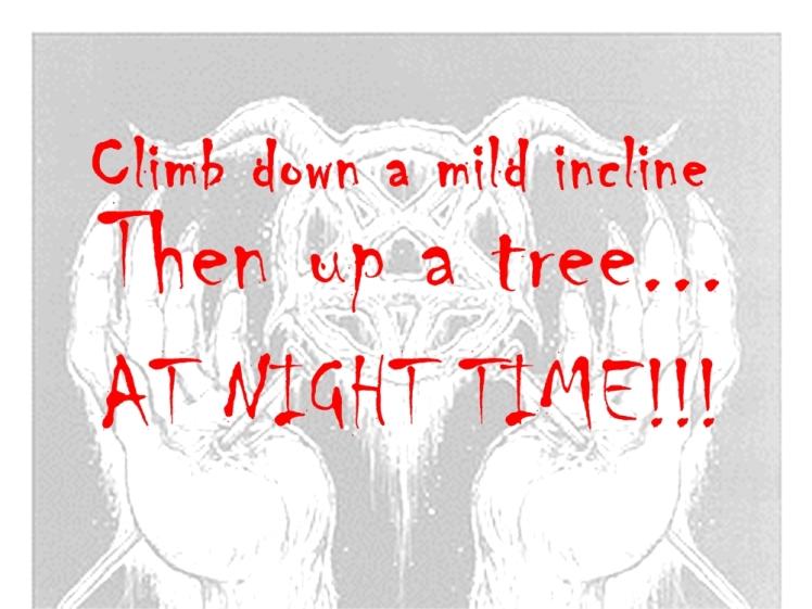 devil climb